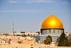 The Dome, Jerusalem