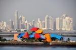 Panama City in Passing