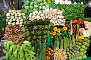 Lima Produce Market