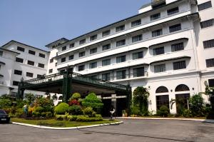 The Famous Manila Hotel